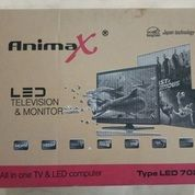 LED 17' Animax+TV Kotak+Usb Movie # Monitor Komputer