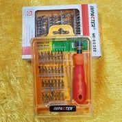 Obeng Set 32 In 1 Lengkap Dengan Pinset Handphone & Laptop
