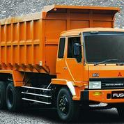 Harga Mobil Dump Truck Fuso FN 527 MS 6x4 Tronton Nik 2019