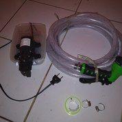 Pompa High Pressure 12v Alat Stem Cuci Tinggal Pakai