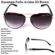 Kacamata Sunglasses Aviator Forbs Full Set