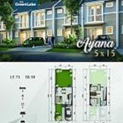 New Cluster Cantik Greenlake Citraland Type Ayana
