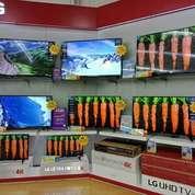 TV LED LG Baru Pondok Gede