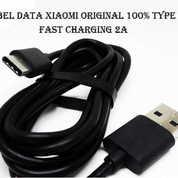Kabel Data Original 100% Xiaomi USB TYPE-C Cable Data Charger