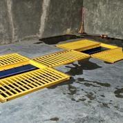 Hidrolik H-Track Alat Cuci Mobil
