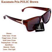 Kacamata Sport Sunglasses Pria POLIC