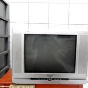 "Tv 21""NAGOYA Layar Datar Jernih Remot Multi Katapang SoReaNG"
