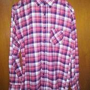 Baju Flannel Premium Original Murah - BOF 0033