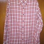 Kemeja Flannel Uniqlo Premium Original - BOF 0026