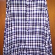 Kemeja Flannel Uniqlo Premium Original - BOF 0023