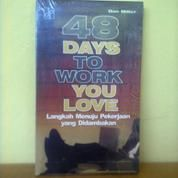 Buku Langkah Menuju Pekerjaan Yang Didambakan