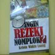 Buku BISNIS Ingin Rezeki Nomplok Kelola Waktu Luang
