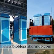 Pabrik Toilet Portable FIber
