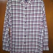Kemeja Flannel Uniqlo Premium Original - BOF 0019