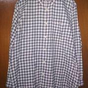 Kemeja Flannel Uniqlo Premium Original - BOF 0016