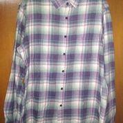 Kemeja Flannel Uniqlo Premium Original - BOF 0015