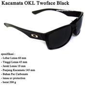 Kacamata Sport Sunglasses Pria OKL Twoface