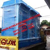 Produksi Toilet Portable Ramah Lingkungan