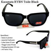 Sunglasses Kacamata RYBN TSIDE Black