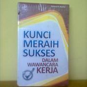 Buku KARIR Kunci Meraih Sukses Dalam Wawancara Kerja