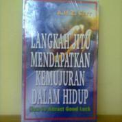 Buku KARIR Langkah Jitu Mendapatkan Kemujuran Dalam Hidup