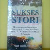 Buku KARIR Sukses Stori