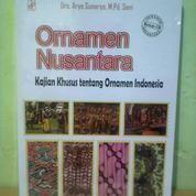 Buku PENGETAHUAN UMUM Ornamen Nusantara