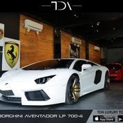 Lamborghini Aventador LP700-4 Bianco Isis (White) 2012 TOP CONDITION