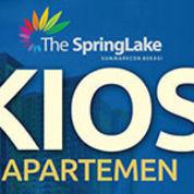 Hanya 25 Unit Kios The Springlake View Harga Start 648 Juta Sistem Undi