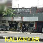 Ruko Kalianyar Surabaya Utara Nol Jalan Raya Tengah Kota