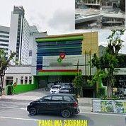 Gedung Kantor Panglima Sudirman Surabaya Pusat Tengah Kota Nol Jalan Raya