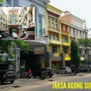 Ruko Jaksa Agung Suprapto Surabaya Pusat Tengah Kota Nol Jalan Raya