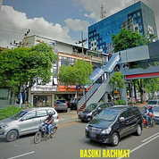 Ruko Basuki Rachmat Surabaya Pusat Tengah Kota Nol Jalan Raya