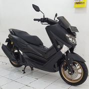 Yamaha Nmax ABS MULUS 2018 WARNA HITAM