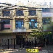 Ruko Tegalsari Tengah Kota Nol Jalan Surabaya Pusat