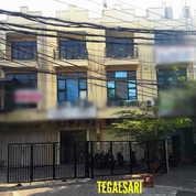 Ruko Tegalsari Surabaya Pusat Tengah Kota Nol Jalan