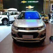 Chevrolet Trax Warna Baru