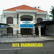 Rumah Prof Dr Mustopo Dharmahusada Surabaya Pusat Tengah Kota Nol Jalan Raya