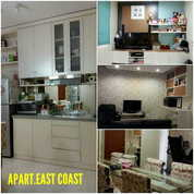 Apartemen East Coast Pakuwon City Surabaya Timur