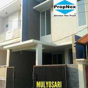 Rumah Baru Mulyosari Surabaya Timur