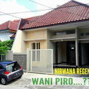 Rumah Baru Nirwana Regency Surabaya Timur Merr