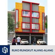 Ruko Baru Rungkut Alang Alang Surabaya Timur Nol Jalan Raya