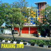 Ruko Panjang Jiwo Surabaya Timur Nol Jalan Raya