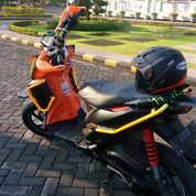 Yamaha X-Ride 2013