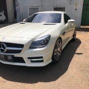 Mercedes Benz Slk 200 2012 Mulus Dan Terawat Pajak Hidup