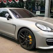 Porsche Panamera 4.8 Turbo Km 19 Ribu Th 2010