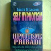 Buku DAYA BATIN Hipnotisme Pribadi