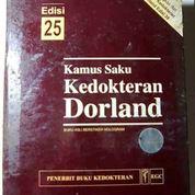 Kamus Saku Kedokteran DORLAND,edisi 25 - EGC