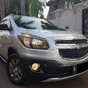 Chevrolet Spin 1.5 Activ 2014 At Silver (TDP18)