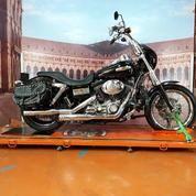 Harley Davidson FXDC Dyna Super Glide Custom Tahun 2007
